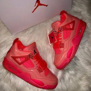 """fb8188014e9805 Jordan Shoes - Air Jordan 4 NRG """"Hot Punch"""" 🔥✨"""